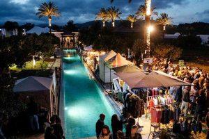 Fiesta sensual de la Primavera, en Atzaró Ibiza
